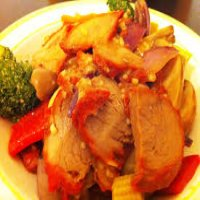 62. Roast Pork Curry
