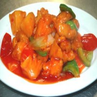 69. Sweet & Sour Chicken Hong Kong Style