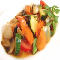 71. Sweet & sour Vegetables