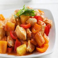 73. Sweet & Sour Chicken