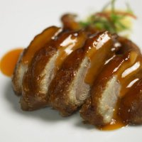 90. Roast Duck In Satay Sauce