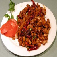 91. Roast Duck In Kung Po Sauce