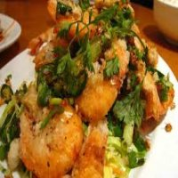 101. Salt & Pepper King Prawn