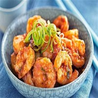 107. King Prawn in Spicy Sauce