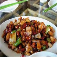 128. Beef in Kung Po Sauce