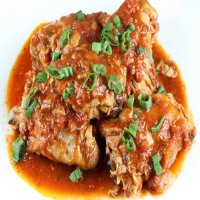 138. Chicken in Spicy Sauce