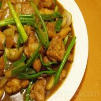 139. Chicken with Ginger & Spring Onions