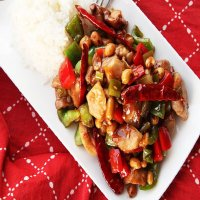 140. Chicken in Kung Po Sauce
