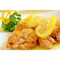 141. Chicken in Lemon Sauce