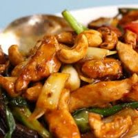 146. Chicken with Cashew Nuts