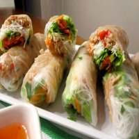 8. Thai Chicken Rolls ( 4 )