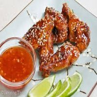 13. Honey Chili Chicken Wings