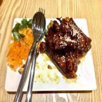 16. Spare Ribs in Syrup
