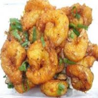 20. Salt & Pepper Chili King Prawn
