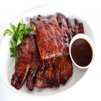 21. BBQ Spare Ribs