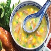 23. Chicken & Sweetcorn Soup