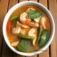 31. Spicy Thai King Prawn Soup