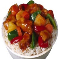 36. Sweet & Sour Chicken ( Hong Kong Style )