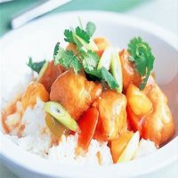 37. Sweet & Sour Pork ( Hong Kong Style )