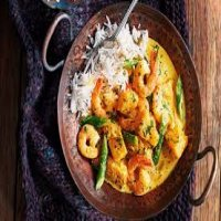 41. King Prawn Curry