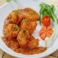 42. Shrimps Curry