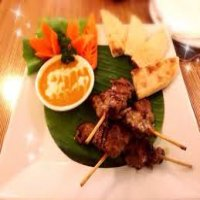 46. Chef's Special Satay