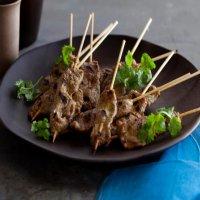 50. Beef Satay