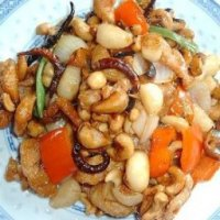 83. Chicken with Cashew Nuts