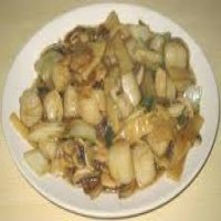 91. Chicken with Bamboo Shoots & Water Chestnuts