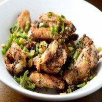 0108. Salt & Pepper Chicken Wings (8)