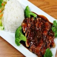 96. Chicken in Peking Sauce