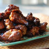 0109. Chicken Wings in Peking Sauce (8)