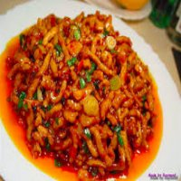 101. Honey Shredded Chili Chicken