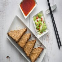 0117. Sesame Prawn Toast (8)