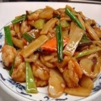 112. Beef with Bamboo shoots & Water Chestnuts