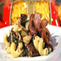 125. Roast Duck with Mushrooms