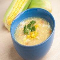 0201. Chicken Sweet Corn Soup