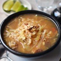 0202. Hot & Sour Soup