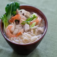 0207. Seafood & Vegetable Soup