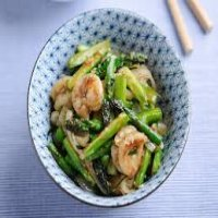158. Lemon Grass King Prawns