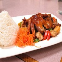 165. Thai Dom Yum Duck