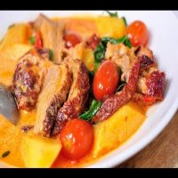 171. Thai Red Curry Duck