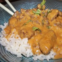 173. Thai Red Curry Beef