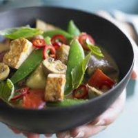 175. Thai Red Curry Veggie