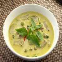 178. Thai Green Curry Chicken