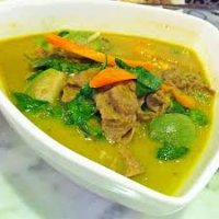 179. Thai Green Curry Beef