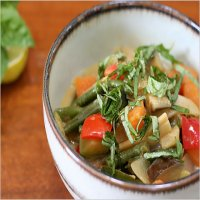 181. Thai Green Curry Veggie