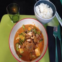 183. Masaman Curry Duck