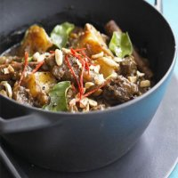 185. Masaman Curry Beef