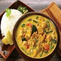 187. Masaman Curry Veggie